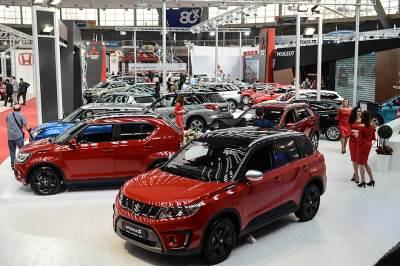 sajam automobila, automobili