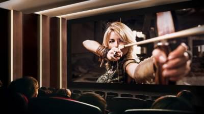 Samsung Cinema Screen bioskop u Srbiji, Bioskop, Platno