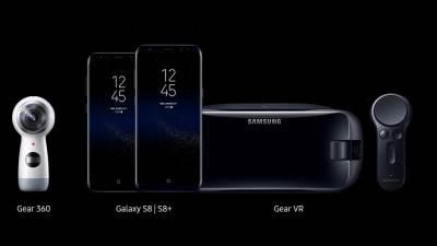Samsung, Samsung Galaxy S8, Galaxy S8