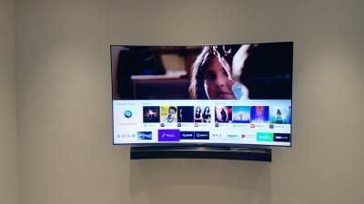 Samsung QLED TV Frame Luvr Pariz Francuska, QLED, TV, Televizor