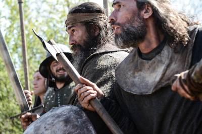 nemanjići, serija, snimanje serije, rađanje kraljevstva
