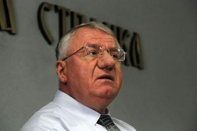 vojislav šešelj, pres konferencija