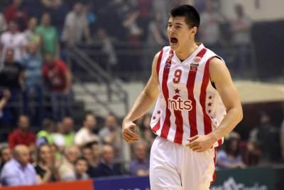 Luka Mitrović Crvena zvezda Partizan