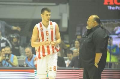 Nemanja Dangubić Aleksandar Džikić večiti derbi