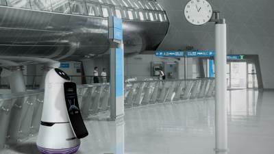 LG Roboti, Roboti, Robotika, Asistenti