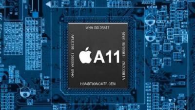 Apple, iPhone, A11, čipset