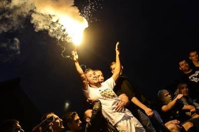 partizan, kup, finale, proslava, navijači, grobari, kup srbije