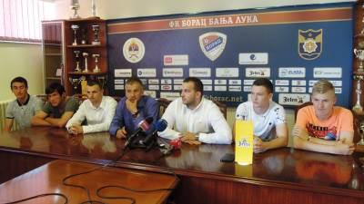 FK Borac, produžetak ugovora