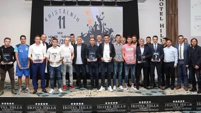 Premijer liga BiH, idealan tim