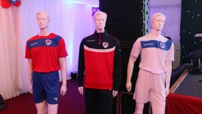 Dresovi oprema FK Borac