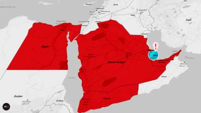 katar persijski zaliv arapi arapske zemlje