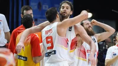 Španija Eurobasket