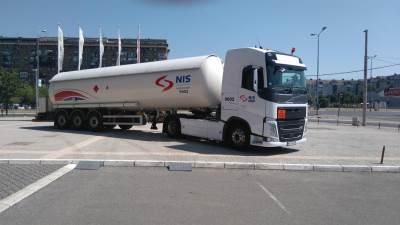 kamion, nis,