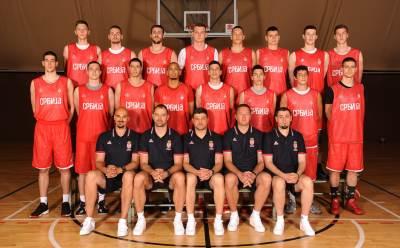 mlada košarkaška reprezentacija orlići