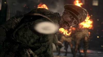 Call of Duty WWII Zombie mode