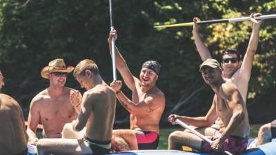 unska regata, una, novi grad, rafting