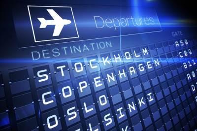 oslo,kopenhagen,stokholm,danska,norveška,švedska,skandinavija,avion,aerodrom,putovanje