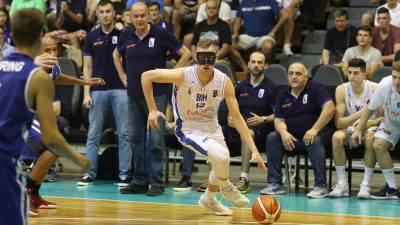 Košarka, Reprezentacija BiH