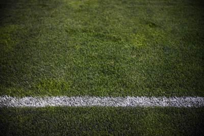 fudbal, trava, teren, utakmica, fudbalski teren, stadion, linija, aut linija, bela linija