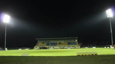 Stadion Dr Milan Jelić, Modriča, reflektori