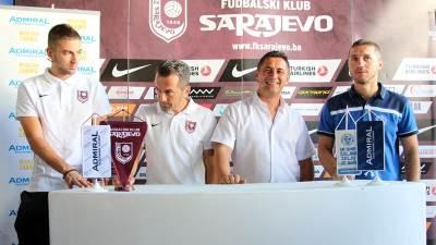 Sarajevo, Željezničar