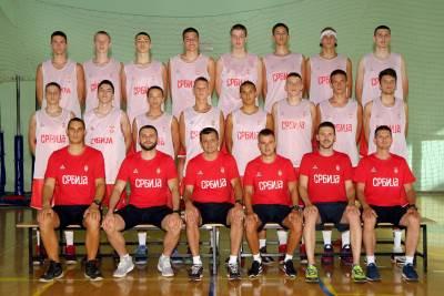 U16 orlići reprezentacija Srbije