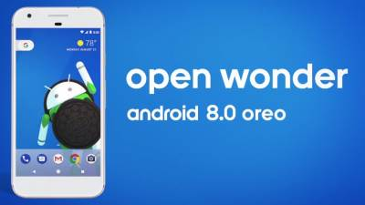 Android Oreo, Android 8.0.0, Android Oreo 8.0.0