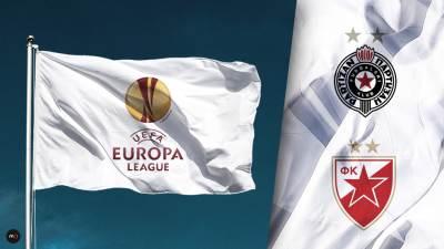 Liga Evrope, Partizan, Zvezda