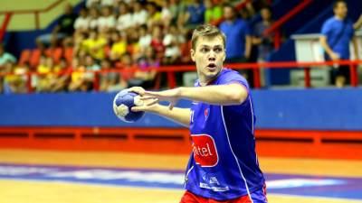 Srđan Mijatović, RK Borac