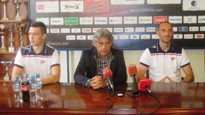 Predrag Zekanović, Zoran Milinković, Asmir Avdukić