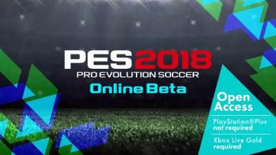PES 2018, Konami, PES, Pro Evolution Soccer