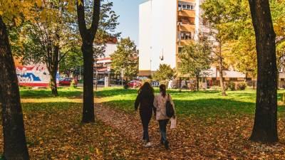 jesen, Banjaluka
