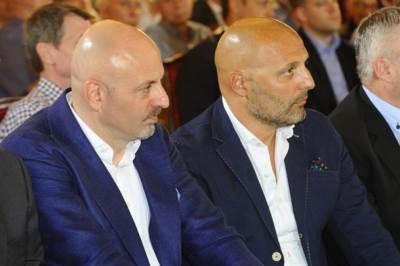 Saša Obradović i Saša Đorđević