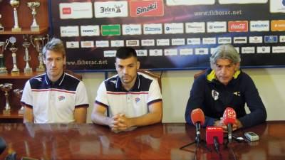 Nemanja Janičić, Uroš Mirković, Zoran Milinković