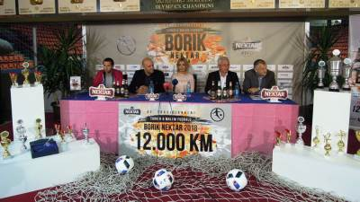 """Borik Nektar 2018"", turnir u malom fudbalu"