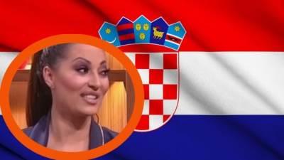 ceca, hrvati, hrvatska zastava