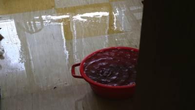 studenti, poplava, studentski dom