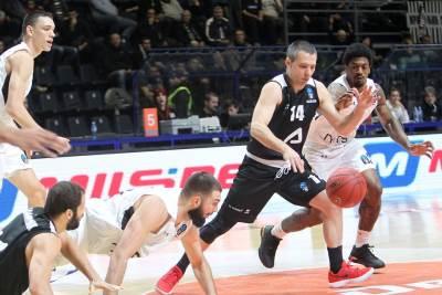 Patrik Miler Partizan Evrokup