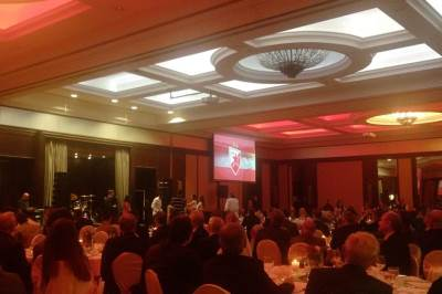 FK Crvena zvezda svečanost Hajat