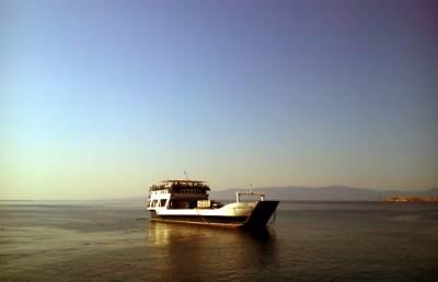 grčka brod trajekt hodošašće sveta gora atos hodočasnici turizam turisti
