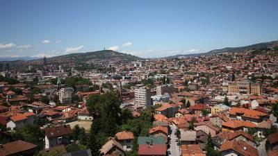 Sarajevo, panorama