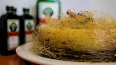 jagermeister tortica, mondo kuhinja