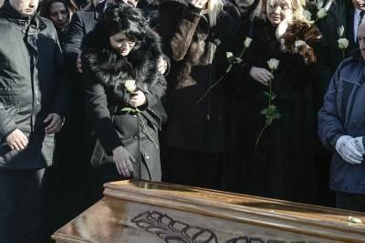 sahrana oliver ivanović, milena ivanović