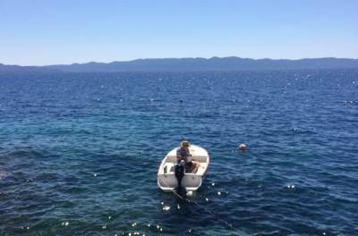 more, ribar, pecaroš, čamac, pecanje