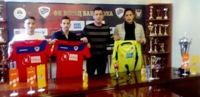 Petar Ilić, Miloš Žeravica, Igor Janković, Marko Savatović
