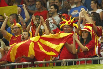 makedonija, zastava makedonije, makedonci, makedonska zastava,