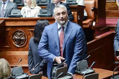 čeda jovanović, čedomir jovanović, zakletva, skupština, predsednik srbije, inaguracija, vučić predsednik