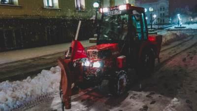 zima, banjaluka, snijeg, ulice, čišćenje, grtalica