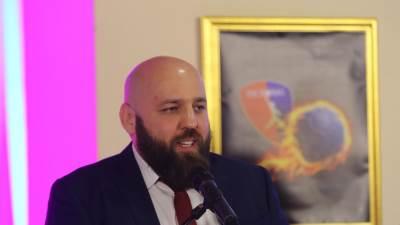 Donatorsko veče RK Borac m:tel 2018 Vladimir Branković