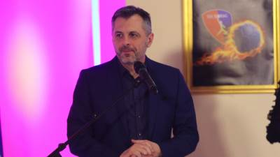 Donatorsko veče RK Borac m:tel 2018 Igor Radojičić